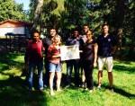 2015-08-13 Spendenübergabe Asylbewerberheim